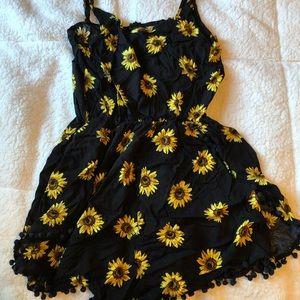 Other - Sunflower Romper!